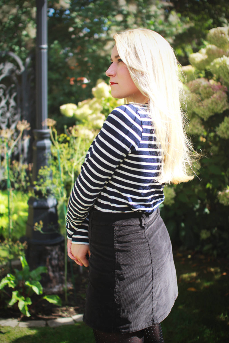 Perfect Striped Top